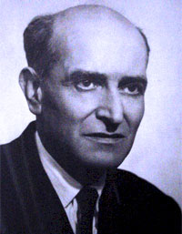 D. José Mª Lacambra Bernard